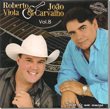 Roberto Viola e João Carvalho CD 01