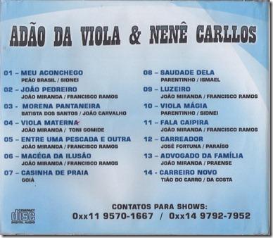 Adão da Viola e Nenê Carlos - 01