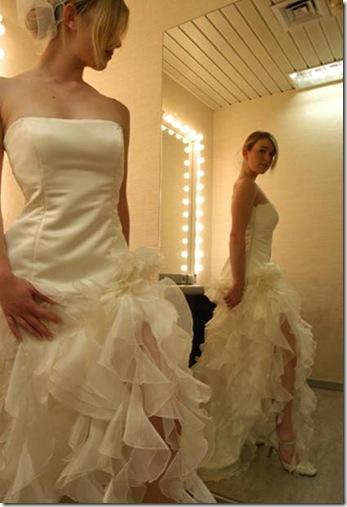 Vestidos de noiva de Cristina Lopes vestido para casamento noivas marfim 2010 Estilistas criadores moda Portugueses 2011 design casar Portugal