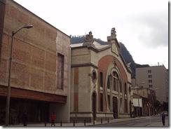 Teatro Bogotá y Faenza