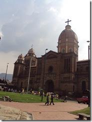 Iglesia de las Cruces.