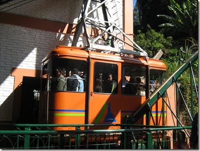 teleférico Monserrate