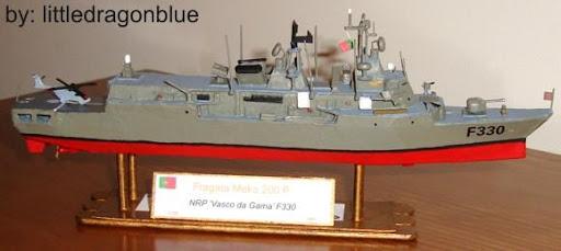 Fragata - Vasco da Gama F330