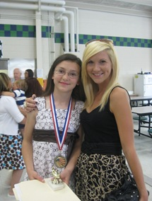 Tatums 5th grade graduation 023