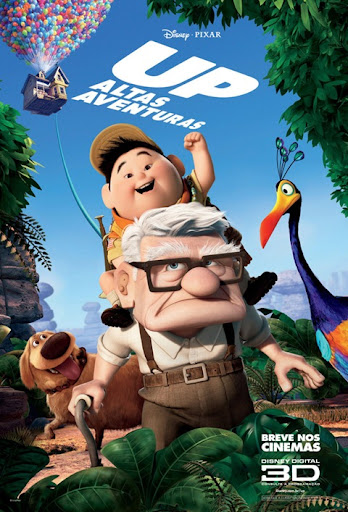 Up – Altas Aventuras  Dublado e Legendado 2009
