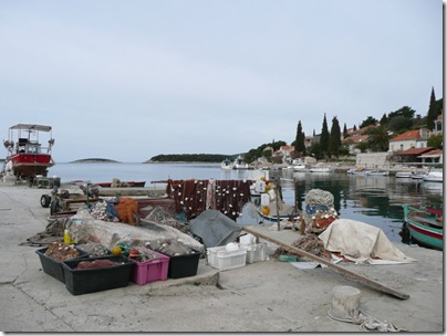 Fishermen at Solta