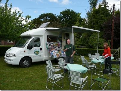 Suffolk Online - Rural Coffee Caravan