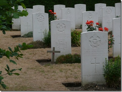 Suffolk Online - Beck Row Militirary Graves
