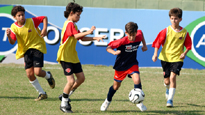 ATISOCCER NATIONAL TRAINING