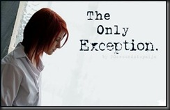 The only exception-772677
