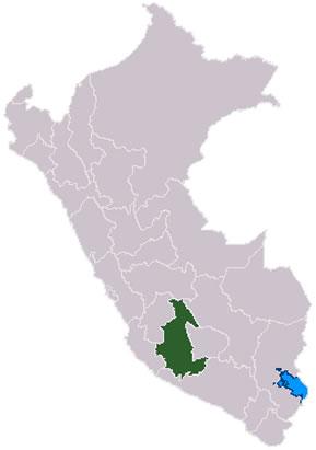 AYACUCHO EN EL PERÚ