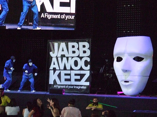 Jabbawockees in Toronto