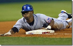 Jose Reyes stealing