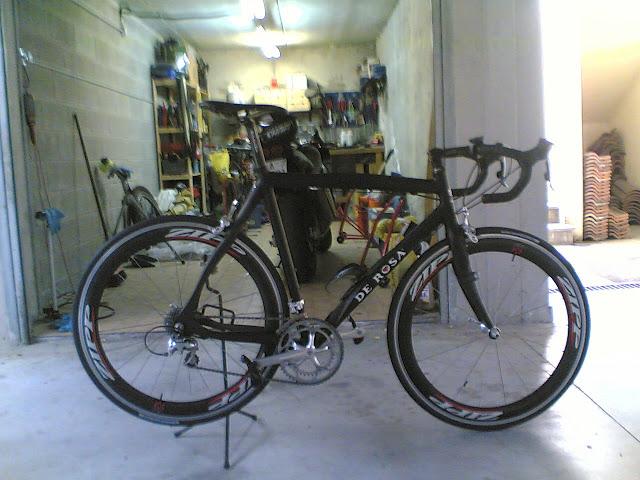 Bicicletta da corsa De Rosa Merak Image%2804%29