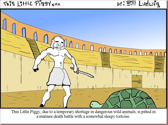 Piggy Evolution XV