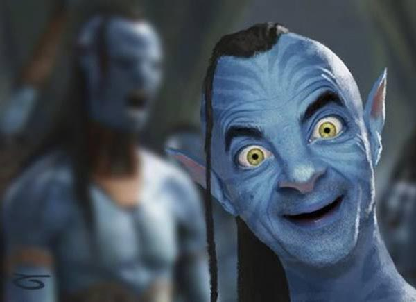 If Mr Bean Was In Avatar