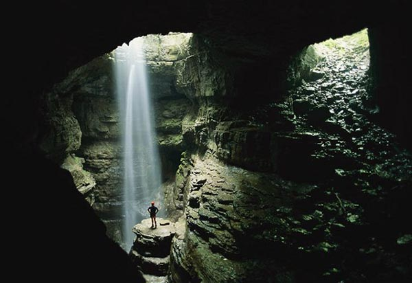 Awesome caves, fantastic caves, amazing caves, spectacular caves, but all natural ones
