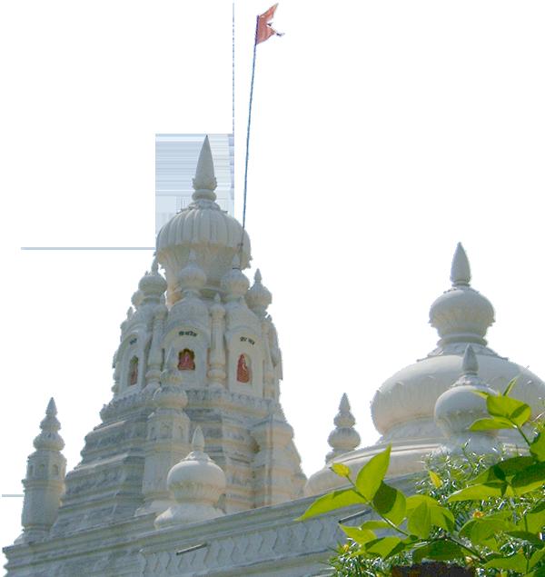 8 Sided Steeple of Kade Varcha Ganpati कडे वरचा गणपति