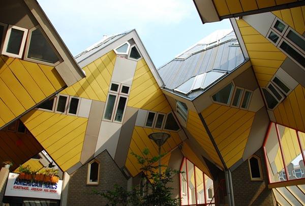 Odd Building 9