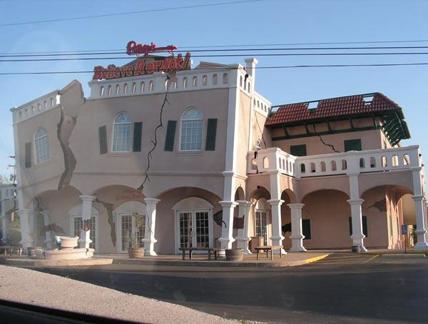 Odd Building 15