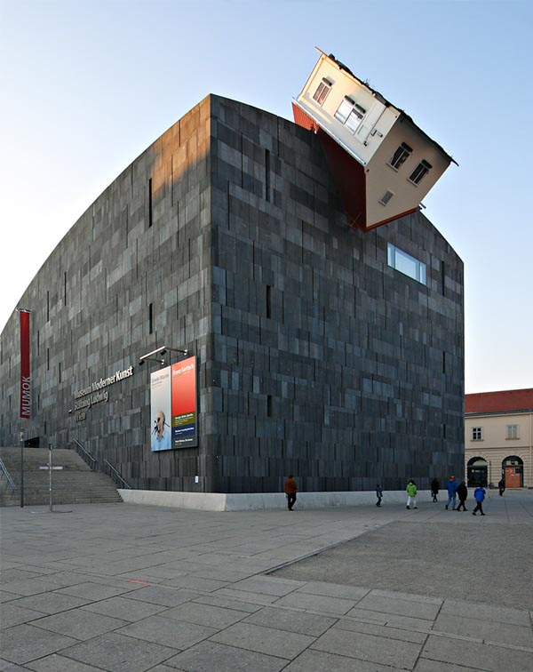 Odd Building 13
