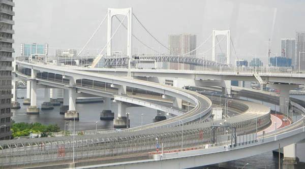 Japanese Roads