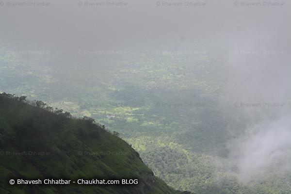 Monsoon in Bhimashankar