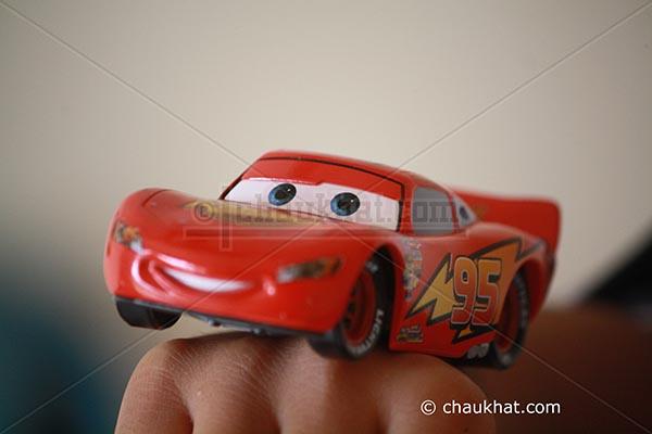 Lightning McQueen Picture
