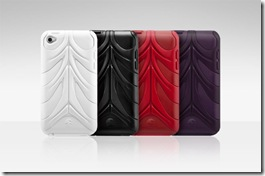 rebel touch case ipod touch 4g switcheasy stand up colors