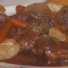 Fridge Leftovers Stew - Crock Pot