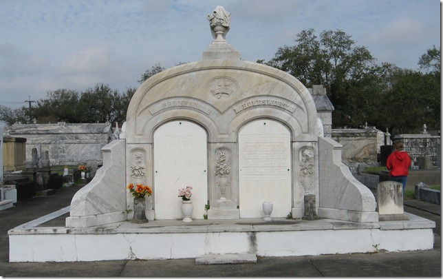 Holdsworth Brennan tomb