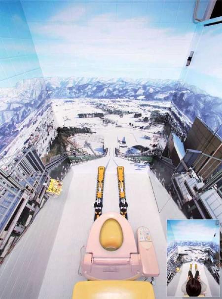 Ski While You Pee