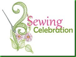 sewing celebration logo