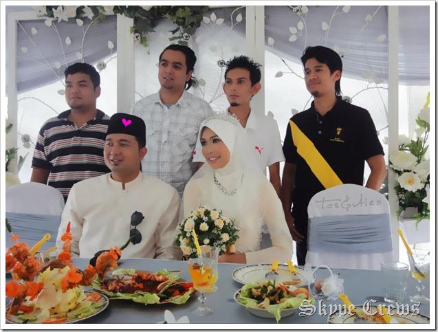 Perkahwinan Tos & Aien