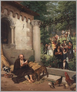 Lazarus and the Rich Man, 1865
