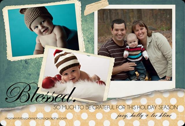 Joey & Holly Christmas Card  FINAL