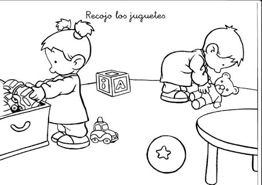 Imagenes de acciones buenas y malas para niños - Imagui