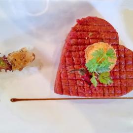 Steak Tartare by Michael Schwartz - Food & Drink Meats & Cheeses