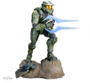 boneco miniatura action figure halo master chief