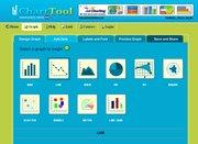 site para fazer gráficos onlinecharttool