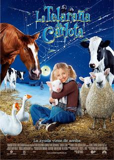 Poster de La telaraña de Carlota