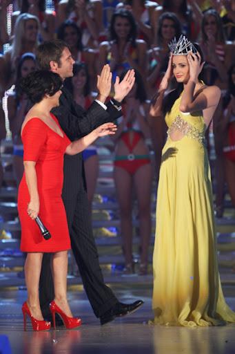 Moldava Diana Curmei, vencedora do Miss Italia nel Mondo 2009