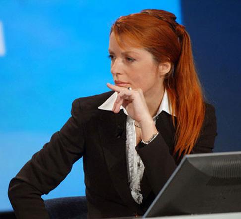 Ministra do Turismo da Itália, Michela Brambilla