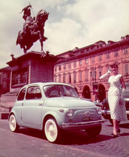 Fiat 500 antigo