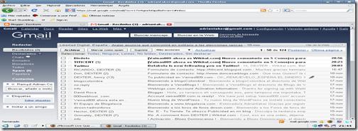 Temas paga Gmail - Wikital