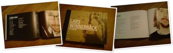 Visa Lars Winnerbäck - 112 sånger