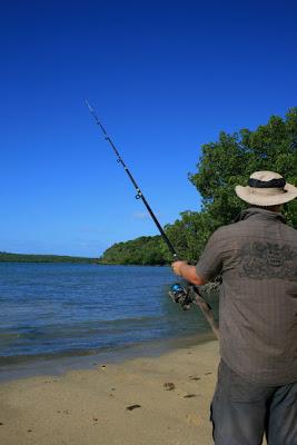 Somerset Beach Cape York Australia