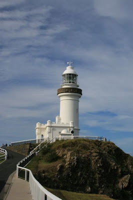 Byron Bay Lighthouse New South Wales Australia