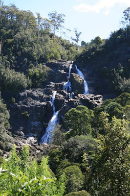 St Columba Falls Tasmania Australia