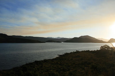 Lake Pedder Tasmania Australia